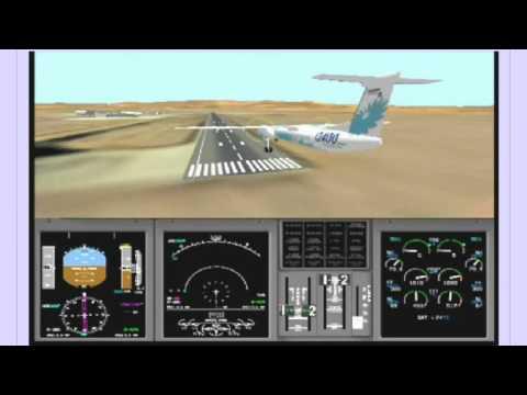 Dash 8 Q400 Operating Manual Ebay