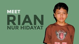 Video Rian Nur Hidayat | CERDAS Scholarship Awardee download MP3, 3GP, MP4, WEBM, AVI, FLV Oktober 2018