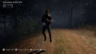 Just Another Friday the 13th glitch (Xbox One)