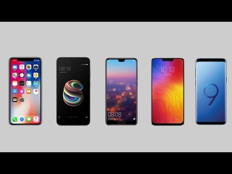 Top 5 Smartphone Companies In The World