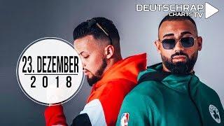 TOP 20 Deutschrap CHARTS | 23. Dezember 2018