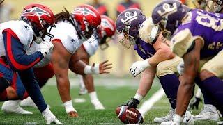 Memphis Express vs. Atlanta Legends | AAF Week 5 Game Highlights
