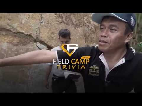 FIELDCAMP SEG UGM-SC 2018 : PROJECT SUPERVISOR