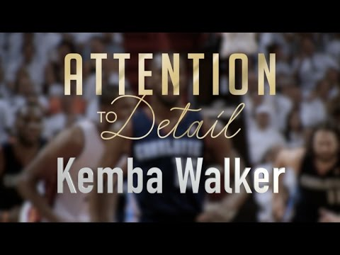 Attention to Detail: Kemba Walker