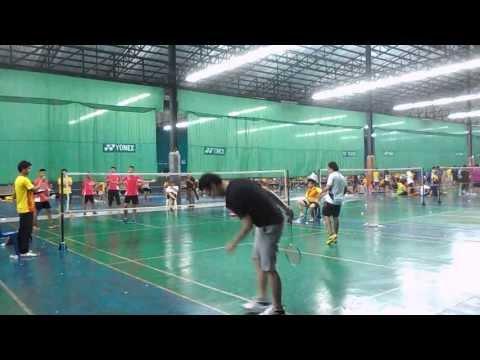 Aeroplane Invitation cup 2013/ Amature badminton tournament.