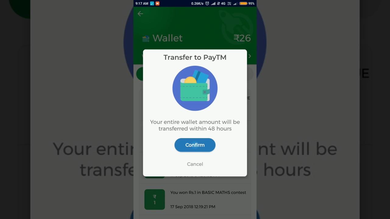 TopQuiz App: Play Quiz and Earn Paytm Cash - INFOSMUSH