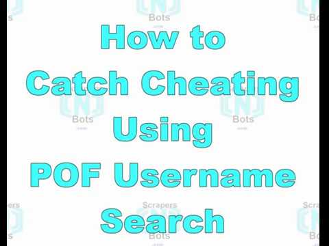 pof basic search desktop