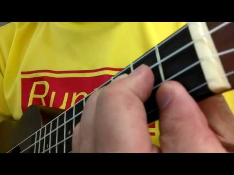 doo doo doo doo doo(heartbreaker)#solo ukulele