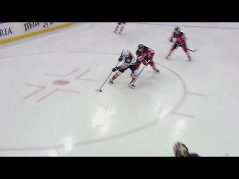 Adam Henrique puts his name in the hat for goal of the year