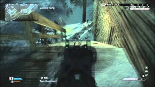 """Playing In The Snow"" Call Of Duty Ghosts Gameplay W/ Music"