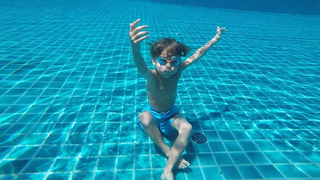 Hotel pool jumps fun seychelles holidays doovi - Whitefish bay pool open swim hours ...