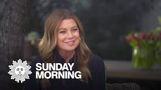 "Ellen Pompeo on the future of ""Grey's Anatomy"""