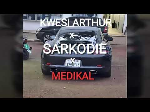 Grind day remix .....kwesi Arthur x Sarkodie x Medical