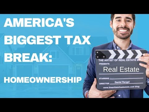 America's Biggest Tax Break: Homeownership
