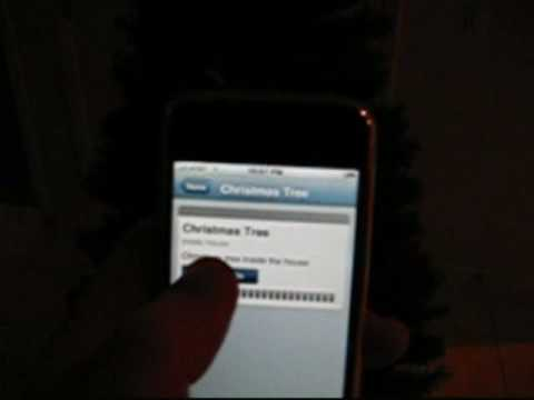 IPhone Remote Control Christmas Lights YouTube - Christmas Lights Remote Control