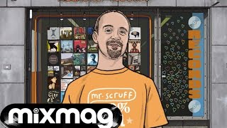 Mr. Scruff 100% Vinyl set @ Piccadilly Records, Manchester