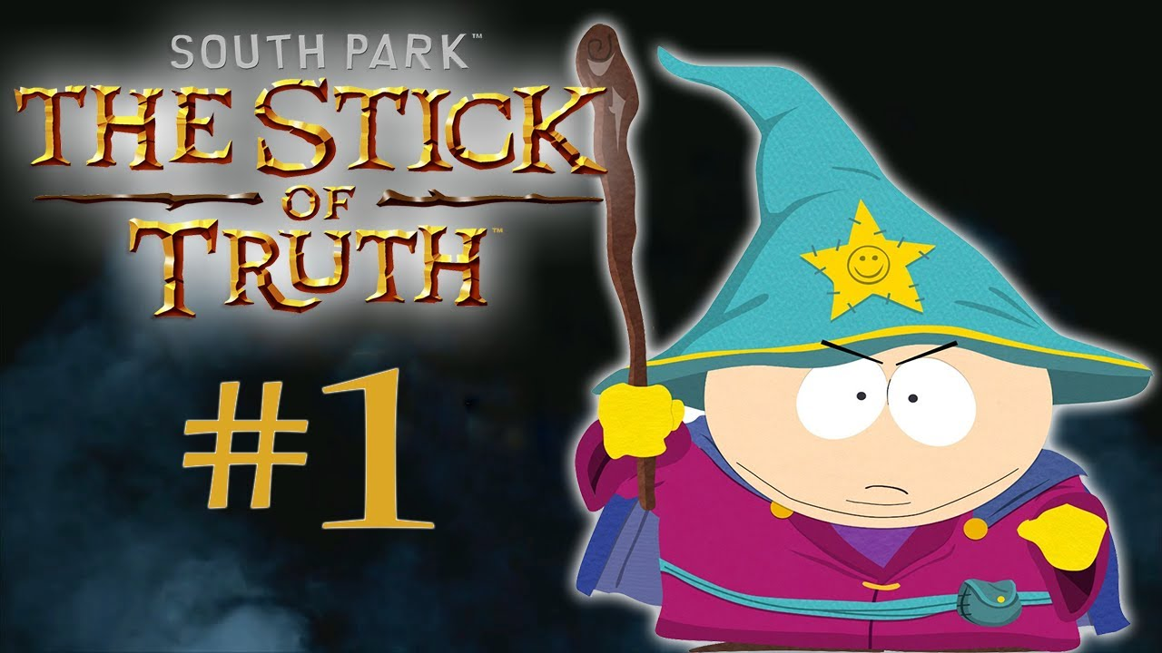 South Park The Stick Of Truth - Part 1