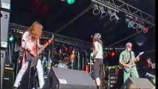 Rompeprop - Houdoe & Bedankt open air Dynamo Fest 2 - 3