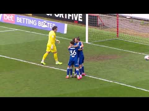 Swindon Ipswich Goals And Highlights