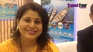 Anamika Tewari welcomes everyone at Awesome Assam