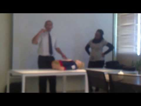 First Aid Training with SOS MEDECIN
