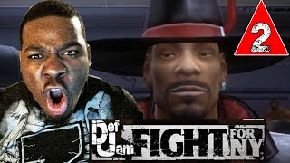 Def Jam Fight for NY Gameplay Walkthrough Part 2 - Cold as ICE - Lets Play Def Jam Fight for NY