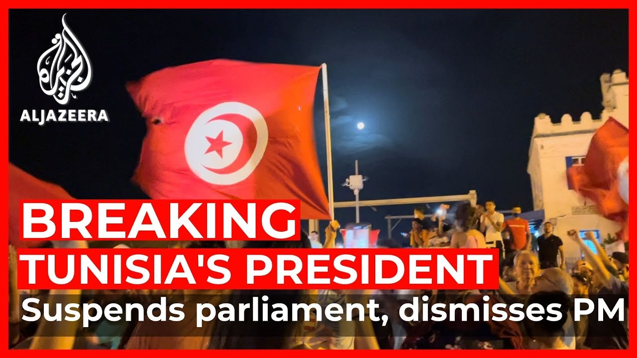 Tunisia's Saied moves on economy and Covid-19 after dismissing ...