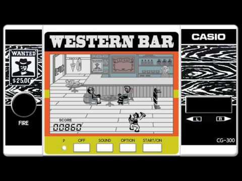 Game n watch android western bar/jadul tp masih asik.juarawolubro