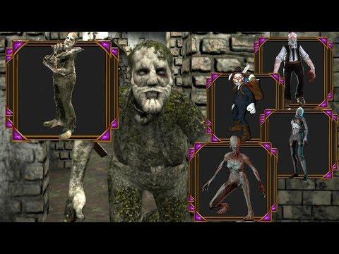 Все 5 Плохих концовок Эрих Сан! обновление Erich Sann 1.6 Horror Games Android
