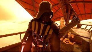 Star Wars Battlefront: Heroes vs Villains 2v2 Battles! (w/Friends)