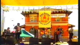 The Jelly Roll Kings - King Biscuit Blues Festival pt.1