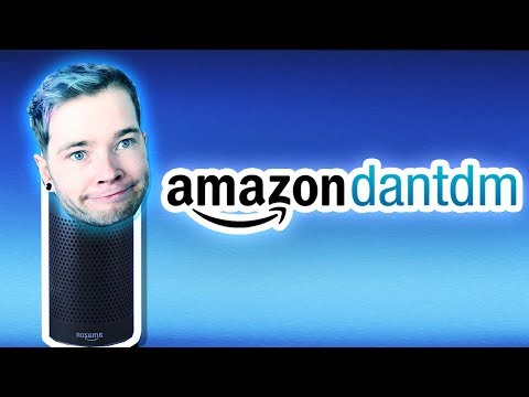 amazon-echo:-dantdm-edition