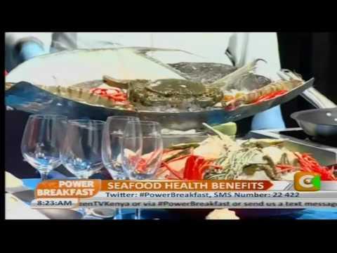 Power Breakfast : Seafood Health Benefits