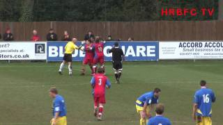 Hampton and Richmond FC vs St Albans