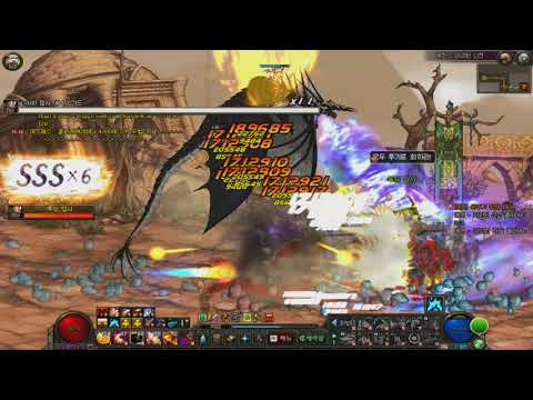 [KDnF] Dragon knight echon right route