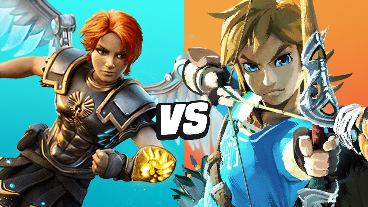 Immortals Fenyx Rising vs. Zelda: Breath of the Wild: 13 Biggest Similarities - GameSpot