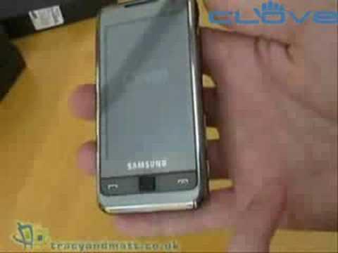Samsung Omnia 8GB Unboxed