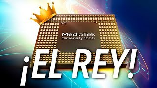MediaTek SORPRENDE a Apple, Huawei, Qualcomm y Samsung