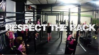 Respect the Rack Benefit at CrossFit Stevens Point