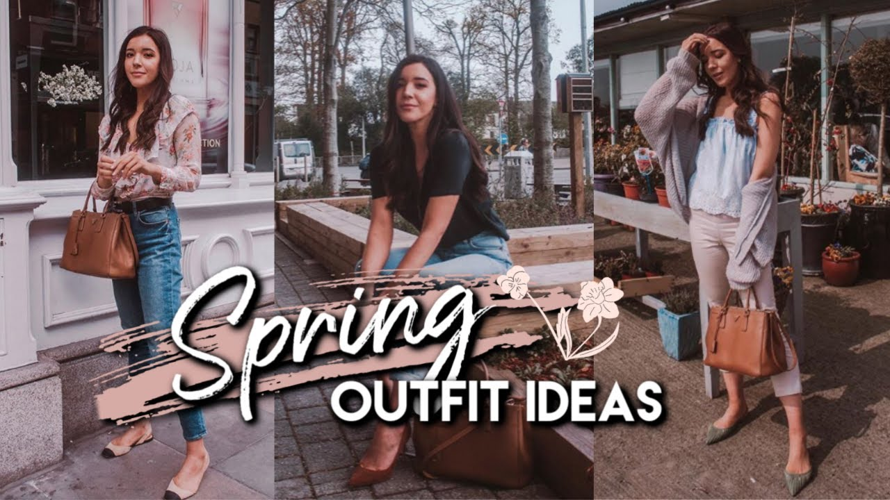 WHAT I WORE IN A WEEK | SPRING 2019 CASUAL OUTFIT IDEAS 4