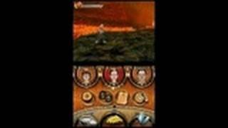 Journey to the Center of the Earth Nintendo DS Gameplay -