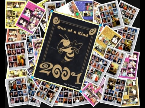 Woodford County High School 2001 Video Yearbook
