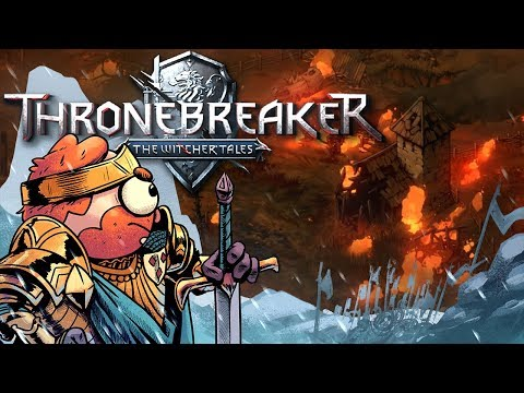 Catberg of Gatberg | Thronebreaker: The Witcher Tales [Part 16] thumbnail