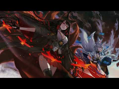 【アズールレーンBGM】「重桜」赤城&加賀戦