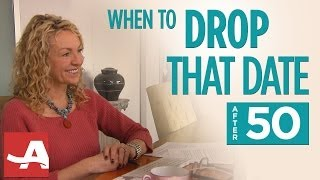 WHEN TO DROP THE DATE! | The Best of Everything with Barbara Hannah Grufferman