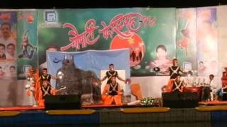 POP BOYS CREW shivaji theme