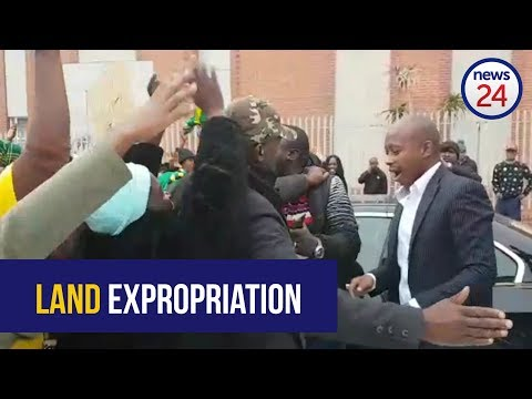Land debate is not about farms but property ownership in the Cities - Andile lungisa s