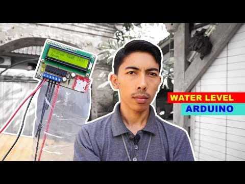 Tutorial Water Level Arduino SMS VLOG106