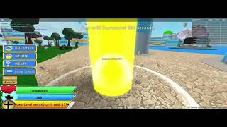 Roblox Super Saiyan Simulator 2 #2