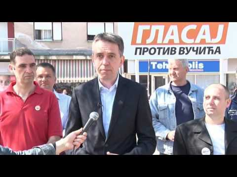 Saša Radulović za RTV Kanal M (Paraćin)